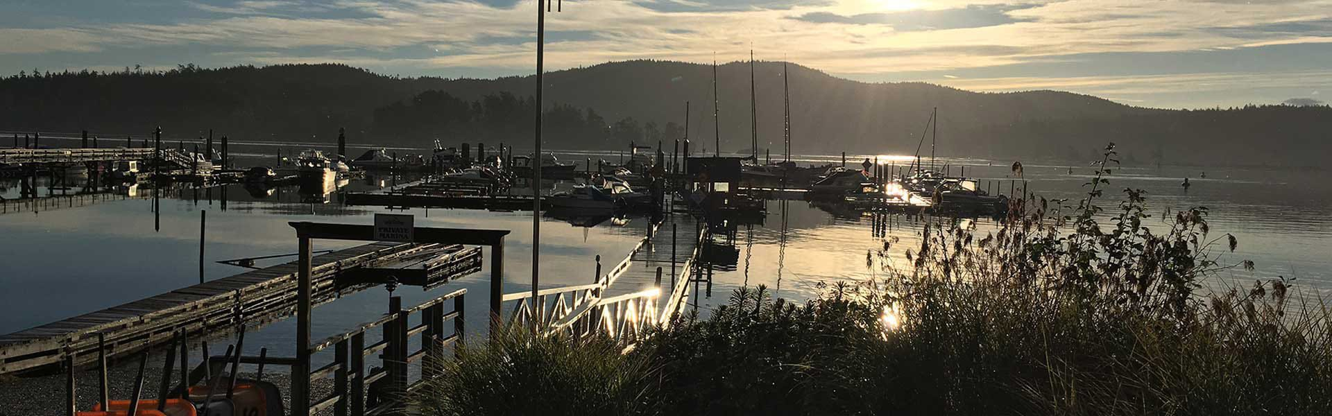 Sooke Harbour Marina