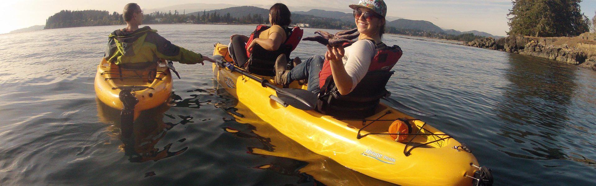 Kayak Tour Package