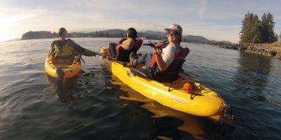Kayak Tour Package
