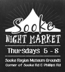 Sooke Night Market @ Sooke Region Museum (2070 Phillips Rd.)